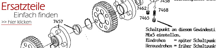 kupplung antrieb2 gang getriebe rc car online. Black Bedroom Furniture Sets. Home Design Ideas