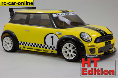 fg sportsline 4wd 510 elektro mini cooper ht edition ebay. Black Bedroom Furniture Sets. Home Design Ideas