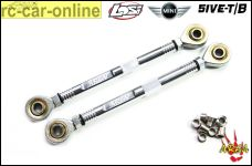 AREA-5T-038 Tie rod set and a-arms