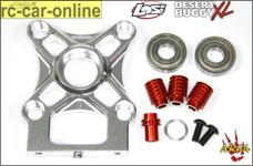 AREA-XL 003 Kupplungsglockenträger für Losi Desert