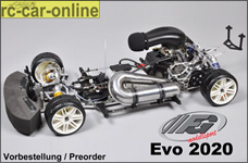 9500 FG Evo 2020 Vorbestellung