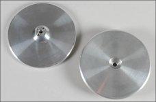 8537 FG Alloy adjusting disk 145mm - 2pcs.