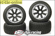 MadMax tires Special for Losi and HPI