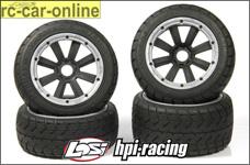 MadMax Reifen Spezial für Losi und HPI