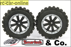MadMax tires Special for FG, Smartech and many more