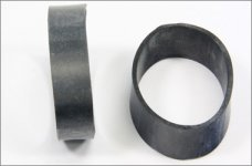 5016 Silicon protection ring for Steel Power 45x2x25, 2 pcs.