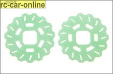 P-R-M Epoxy brake disks, all versions