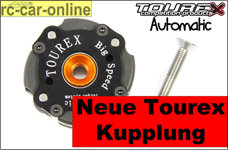 The new Tourex clutches