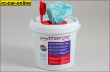 y0773 Anti Graffiti Wet Wipes, RC-Car-Re