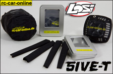 y1247/01 Hobbythek/GPM Dirt-Cover line for Losi 5IVE-T, set