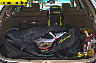 Y0558 HT Car Bag XXL For Losi 5ive T Mini WRC Desert Buggy XL And Many More