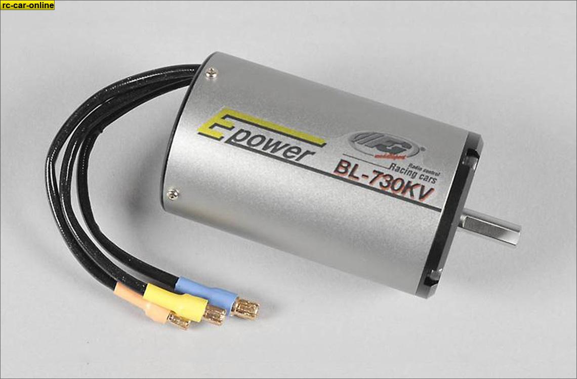 7900 FG Electric engine E-Power BL-730KV - rc-car-online