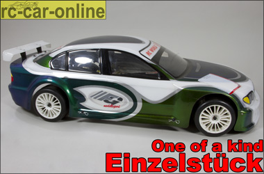 y0784 32 bmw e46 karosserie mit racing lackierung rc car. Black Bedroom Furniture Sets. Home Design Ideas