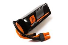 SPMX32003S30 Spektrum 11.1V 3200 mAh 3S 30C Smart LiPo, IC3