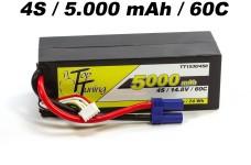 TT1530/450 Top Tuning 5000 mAh LiPo Akku 4S, 14,8V 60C Angeb
