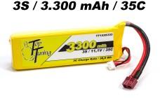 TT1530/333 Top Tuning 3300 mAh LiPo Akku 3S, 11,1V Angebot