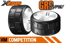 GWH02-XM3 GRP XM Competition Tyres Medium