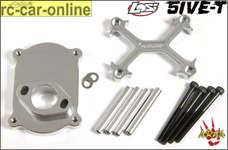 AREA-5T-028 Air filter system Losi 5ive-T and Mini, filter e