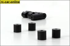 00010100 Lightscale Kunststoff Distanzhülsen mit Schrau