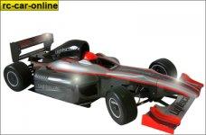 51101101 Lightscale F1 Karosserie Silhouette Race RS-5/FG 1,