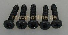 305022 Screws M5x25 - 5 pcs