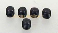 32437 Alles Grub screw M5 x 5 mm, 5 pcs.