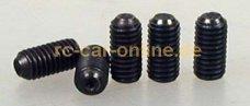 32444 Allen Grub screw M5 x 10 mm, 5 pcs.