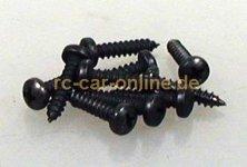 32567 Countersunk screw TBP 3x12mm - 10pcs.