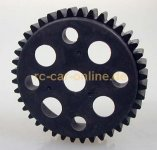 32734 Spur gear 40 teeth - 1pce.