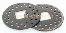 32748 Brake disk front axle - 2pce.