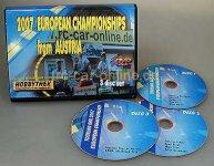 Europameisterschaft Tourenwagen 2007, 3 DVDs, y0870
