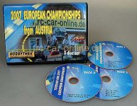 European Championship Touring Cars 2007, Three disc set, y08