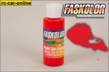 40003 Parma Faskolor Airbrush Farbe - rot
