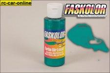 40052 Parma Faskolor Airbrush Farbe - Perlmutt grün