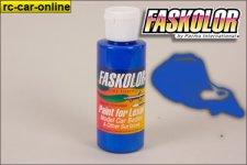 40055 Parma Faskolor Airbrush Farbe - Perlmutt blau