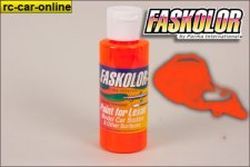 40103 Parma Faskolor Airbrush Color - fluorescent orange