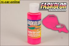 40104 Parma Faskolor Airbrush Farbe - Fluoreszierend pink