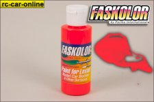 40105 Parma Faskolor Airbrush Color - fluorescent red