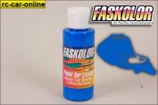 40106 Parma Faskolor Airbrush Farbe - Fluoreszierend blau