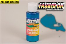 40156 Parma Faskolor Airbrush Farbe - Escent türkis