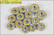 4411 FG Ball bearing set for 1:5 and 1:6 models