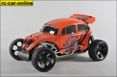 54140/01 FG Karosserie Off-Road-Beetle WB 535, lackiert