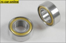 6036/05 FG bearing set 10x19x7 with grease filling - 2 pcs