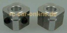 6106/01 FG Wheel square 14mm - 2pcs.