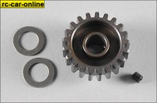 6433/21 FG Steel gearwheel 21 teeth