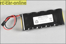 6546/01 FG receiver battery Ni-MH 6V/2000mAh