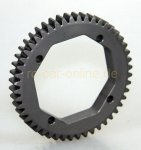 66208, FG Differential spur gear 48T. 4WD, 1pce.