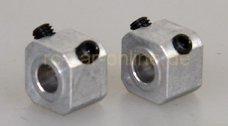 66230, FG Alloy wheel square 14mm/M6  2 pcs.