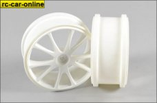 67205 FG Off-Road spoke wheel 1:6, white