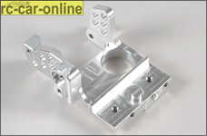 67236/01 Alloy rear axle mount right Leopard Competition